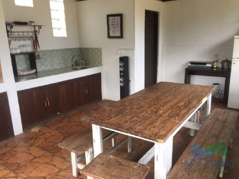 casa en pinares, monoambiente *-ref:2158