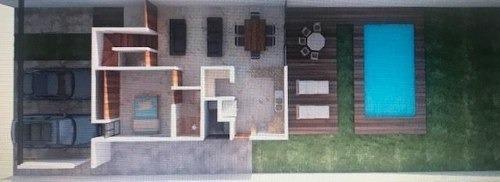casa en praderas del mayab mod popol vuh bco con alberca