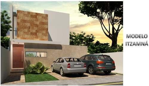 casa en praderas del mayab modelo itzamna
