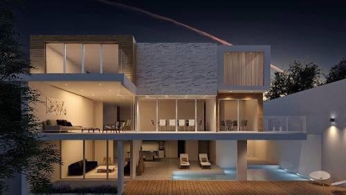 casa en pre-venta en bosques de las lomas, miguel hidalgo, cdmx