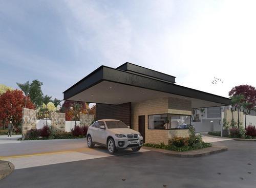 casa en privada amaranto en tamanché a 15 min de plaza la isla mérida,yucatán