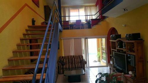 casa en privada en amate redondo / cuernavaca - maru-358-cp#
