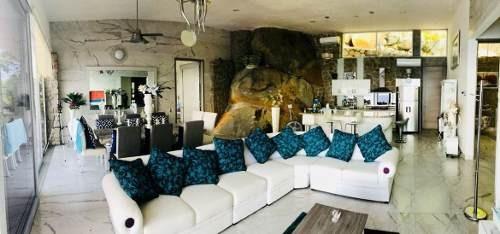 casa en privada en brisas del marqués / acapulco de juárez - via-371-cp