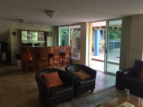 casa en privada en jardines de ahuatepec / cuernavaca - cal-219-cp