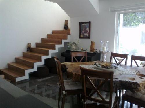 casa en privada en junto al río / temixco - via-321-cp