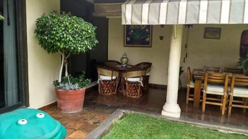 casa en privada en lomas del mirador / cuernavaca - maru-387-cp