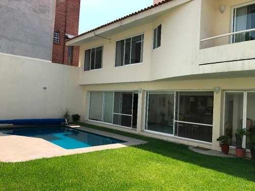 casa en privada en palmira / cuernavaca - via-302-cp