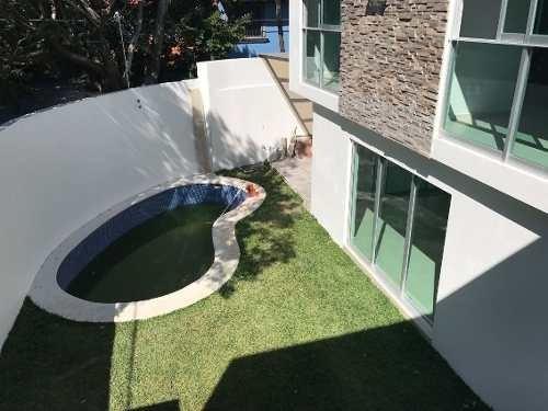 casa en privada en vista hermosa / cuernavaca - mrl-647-cp