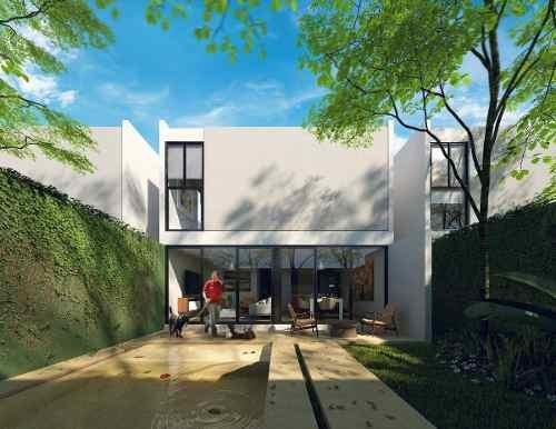 casa en privada kanahil