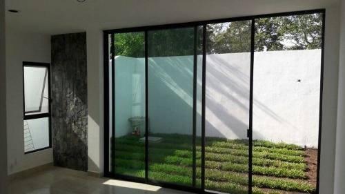 casa en privada parque natura 1