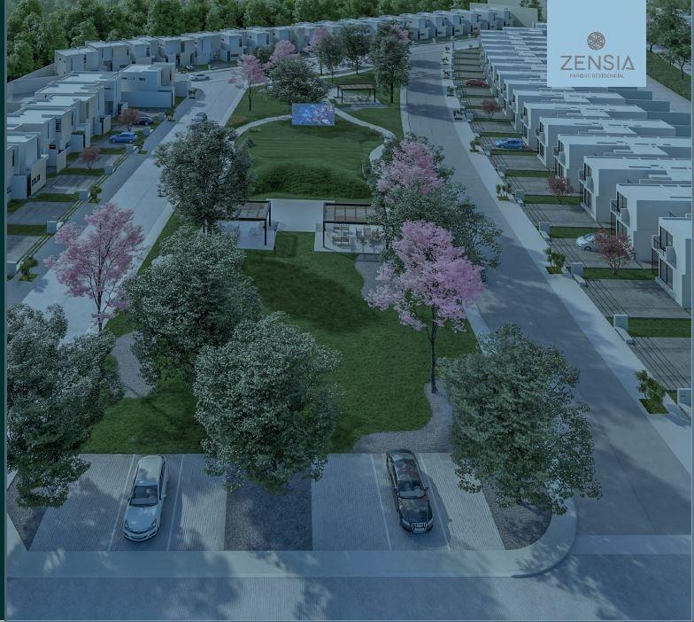 casa en privada zencia, 166.40 m2 de construccion, 3 rec 1 en pb., piscina
