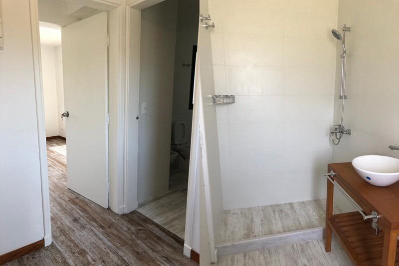 casa en propiedad horizontal a estrenar en pinares, 3 dormitorios y parrillero- ref: 122