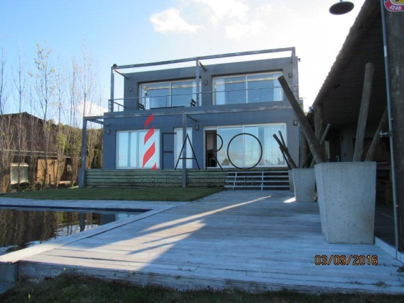 casa en punta ballena 3 dormitorios con piscina-ref:32649