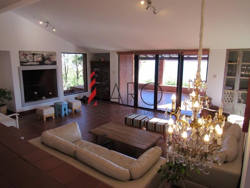 casa en punta ballena 7 dormitorios con espectacular vista!-ref:34639
