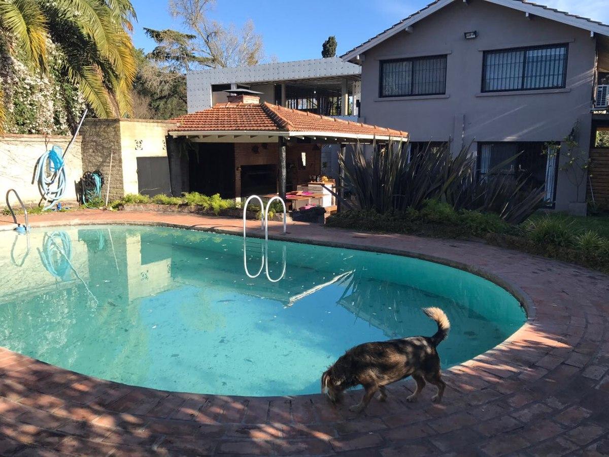 casa en ranelagh, refaccionada con piscina