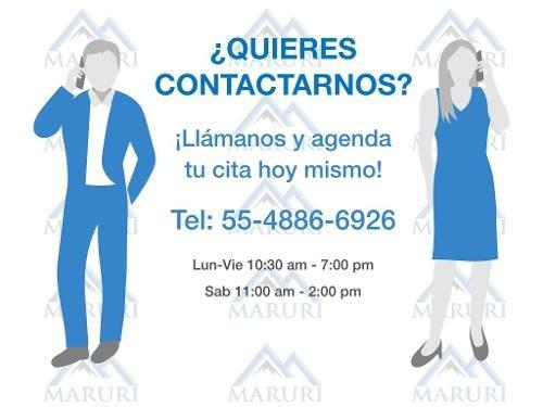 casa en reforma iztaccihuatl! llama! agenda tu cita hoy!