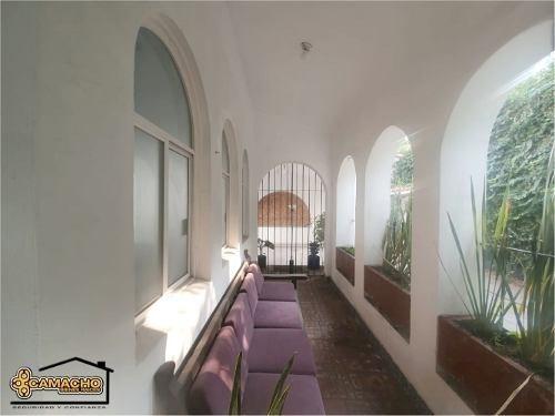 casa en renta, 4 recámaras, lomas de chapultepec. odc-0196