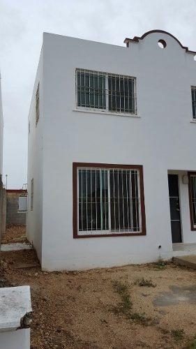 casa en renta amueblada, ubicada en ciudad caucel