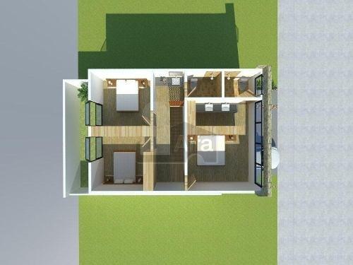 casa en renta cancún quintana roo, residencial arbolada