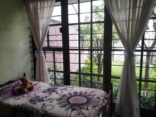 casa en renta en campestre churubusco, coyoacán rcr-048