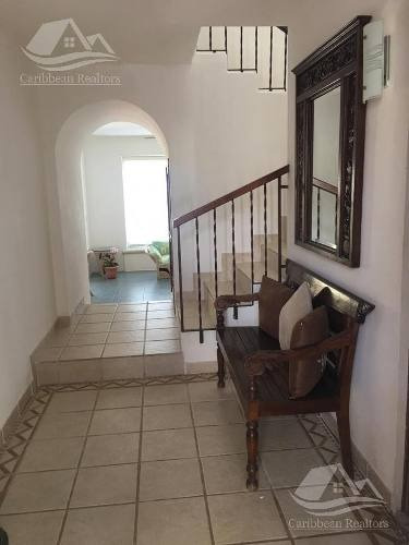 casa en renta en cancún centro / sm 43