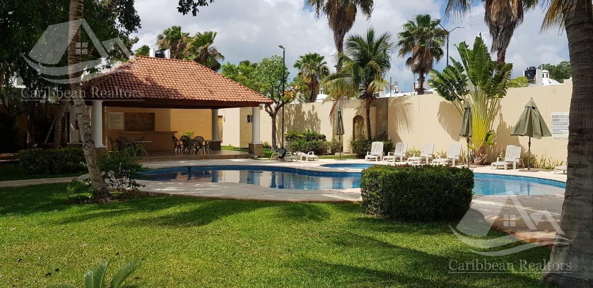 casa en renta en  cancún / sm 50 / casa grande