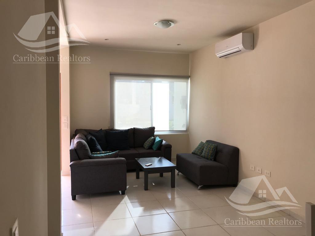 casa en renta en cancún / york