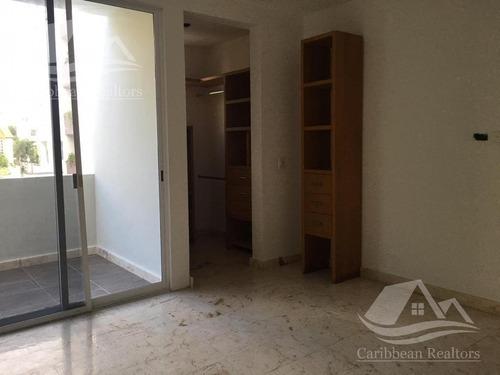casa en renta en cancun/sm 19
