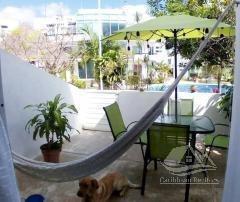 casa en renta en cancun/villa maya