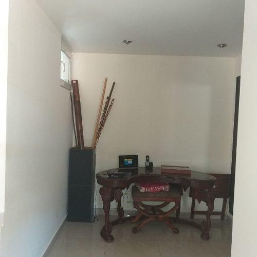 casa en renta en cuajimalpa muy iluminada y fácil acceso