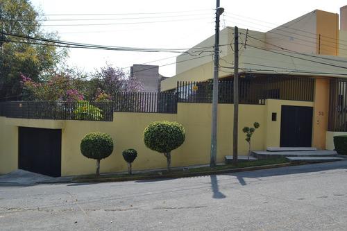 casa en renta en fuente de lilas, lomas de tecamachalco