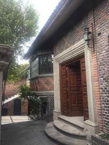casa en renta, en las lomas de chapultepec, ciudad de méxico