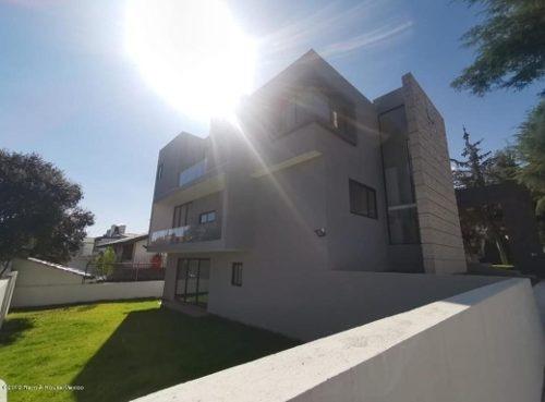 casa en renta en loma de valle escondido, atizapan de zaragoza, rah-mx-20-180