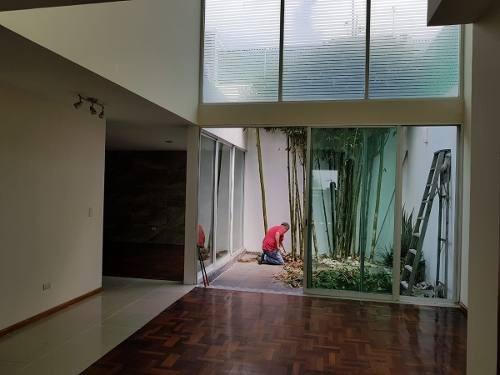 casa en renta en lomas de angelopolis, fracc. alta vista