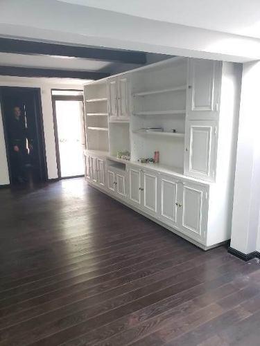 casa en renta en lomas de tecamachalco ( 454587 )