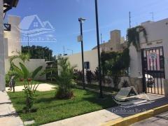 casa en renta en playa del carmen/riviera maya/real ibiza