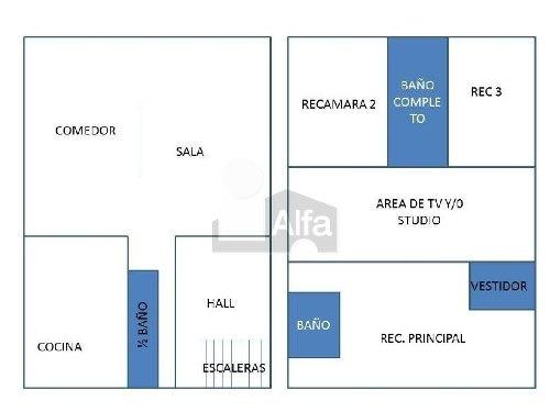 casa en renta en real de villas / león (guanajuato).