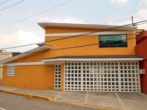 casa en renta en viveros del valle, tlalnepantla rcr-3324