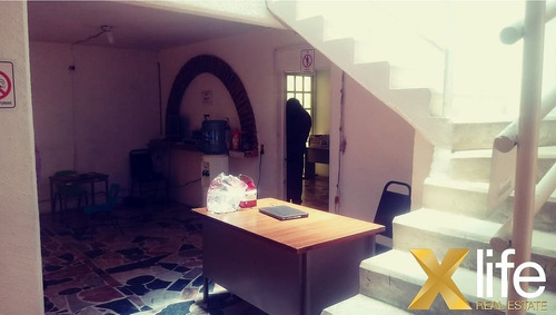 casa en renta ideal para oficinas a 5 minutos del centro de villa nicolás romero