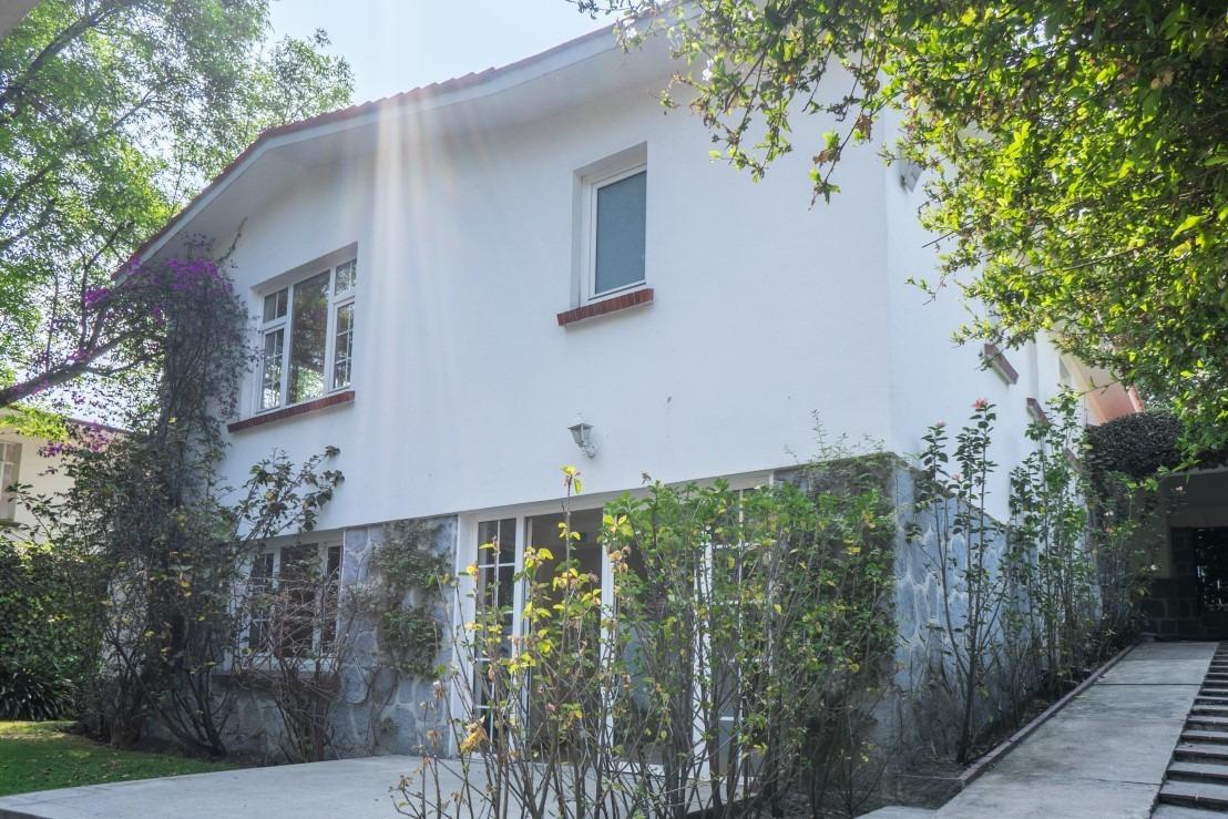 casa en renta lomas chapultepec