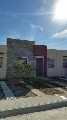 casa en renta nueva y en privada vega del mayab