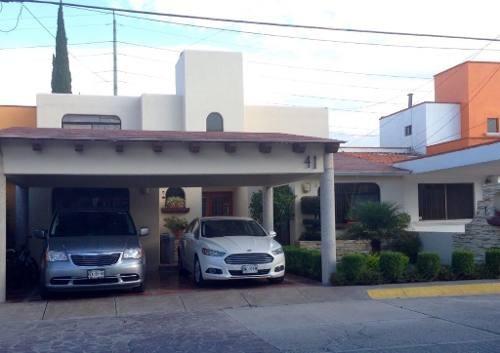 casa en renta privada campestre de san luis