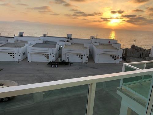casa en renta, privada coto real mediterráneo, punta bandera con vista al mar