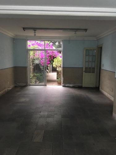 casa en renta  san miguel chapultepec