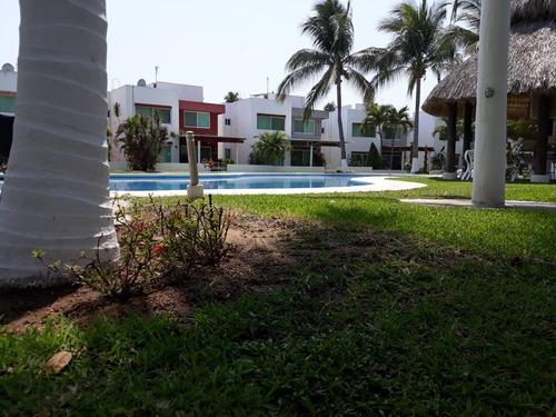 casa en renta. zona diamante de acapulco excelente ubicacion