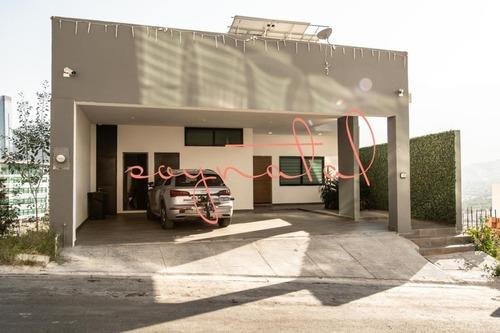 casa en renta zona exclusiva en vista real, san pedro gg