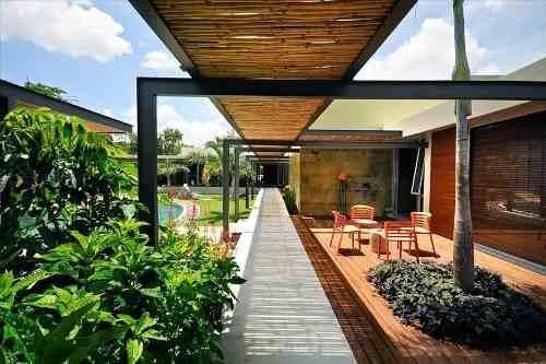 casa en residencial colonia méxico, mérida