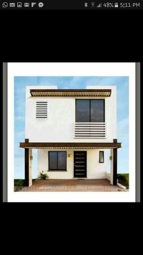 casa en residencial katania