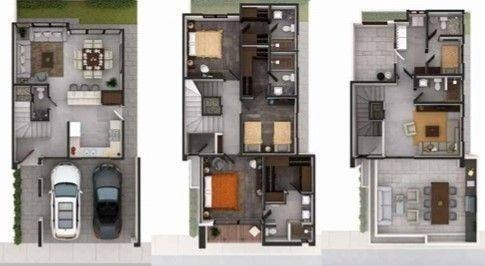 casa en residencial la escondida 2do. sector, monterrey