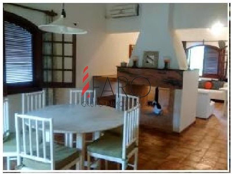 casa en rincón del indio 3 dormitorios c/parrilla-ref:35795